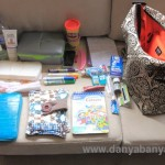 """Let's play """"What's in my handbag today?"""""""