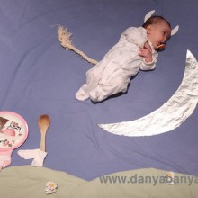 Three Nursery Rhyme Inspired Photos