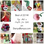 Best of 2014: Art & Crafts for Kids