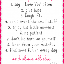positive New Years Resolutions - be kind