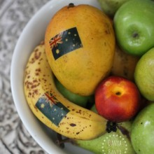 Add a bit of Australia to your fruit bowl