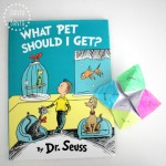 Dr Seuss- What Pet Should I Get? inspired chatterbox
