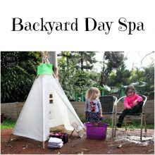 Backyard Day Spa