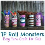 Monster craft for kids
