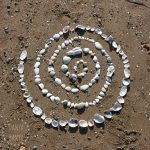 Shell Spiral: Collaborative land art at the beach